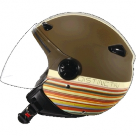 Zeus Zs-210B Helmet-Matt Brown DD51