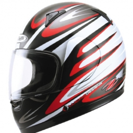 Zeus Zs-803 Helmet-RED