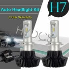 Motorcycles headlights LED