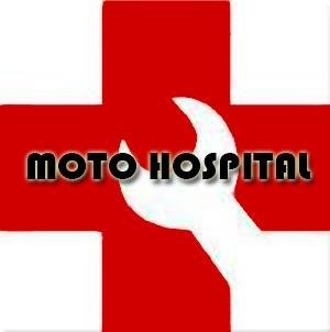 Moto hospital piaggio beverly