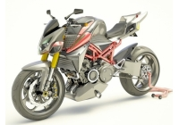 Would you ride a hybrid motorcycle