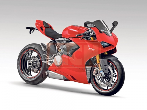 Ducati will unveil their new V4 engine, the Desmosedici Stradale, on September 7, ahead of the Misano MotoGP.