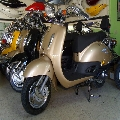 Joker 125cc Gold