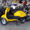 Joker 125cc  Yellow