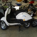 Joker 125cc White