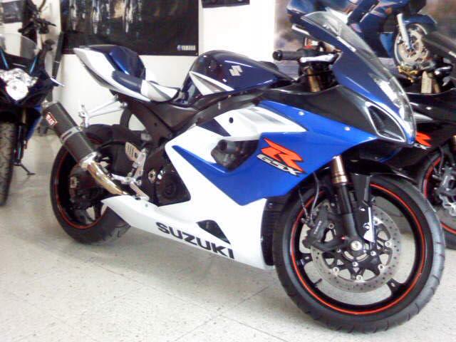 SUZUKI GSXR 1000 2005