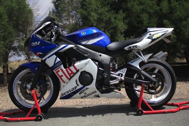 Yamaha R6 Fiat edition [#13281EN] | Cyprus Motorcycles