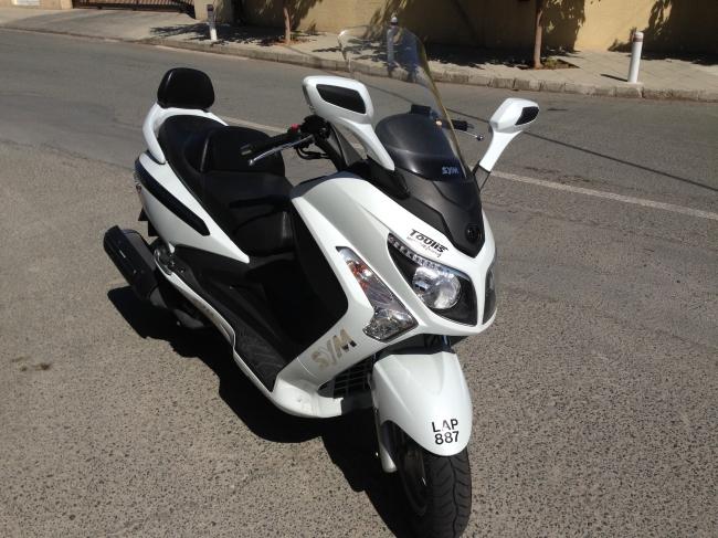 sym gts evo 300i 13349en cyprus motorcycles. Black Bedroom Furniture Sets. Home Design Ideas