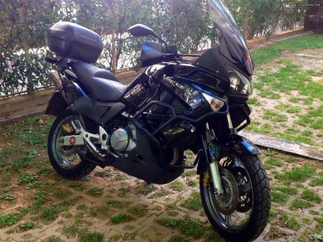 honda varadero xl 1000 2005 abs 14130en cyprus motorcycles. Black Bedroom Furniture Sets. Home Design Ideas