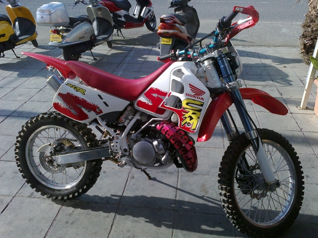 Honda Crm  Motorcycles Sale