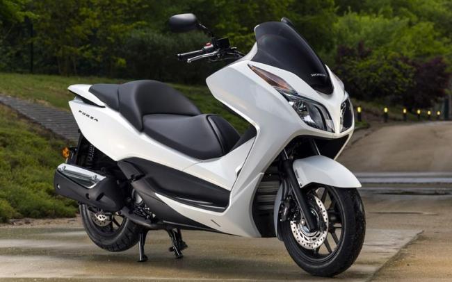 honda forza 300 15457en cyprus motorcycles. Black Bedroom Furniture Sets. Home Design Ideas
