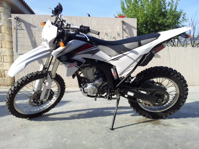 For sale yamaha wr250r 15624en cyprus motorcycles for Yamaha wr250r for sale