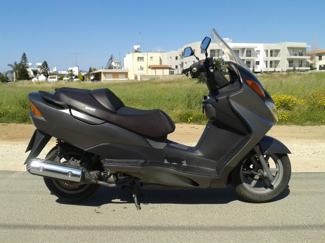 suzuki burgman 125 15626en cyprus motorcycles. Black Bedroom Furniture Sets. Home Design Ideas