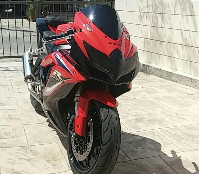 suzuki gsxr 600 k9 15652en cyprus motorcycles. Black Bedroom Furniture Sets. Home Design Ideas