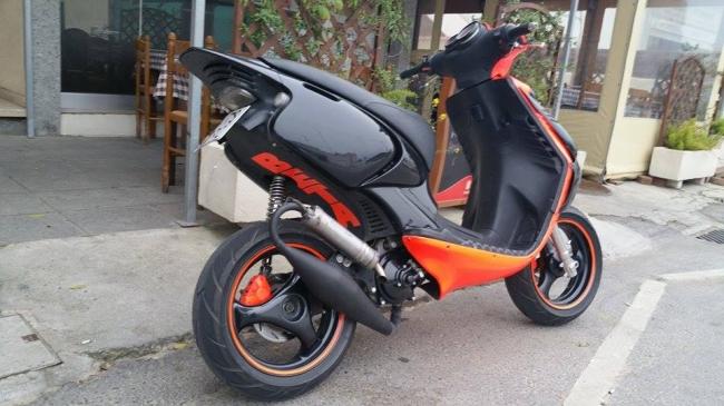 Beta Ark 15552en Cyprus Motorcycles