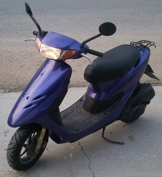 Honda Dio ZX [#16389EN]