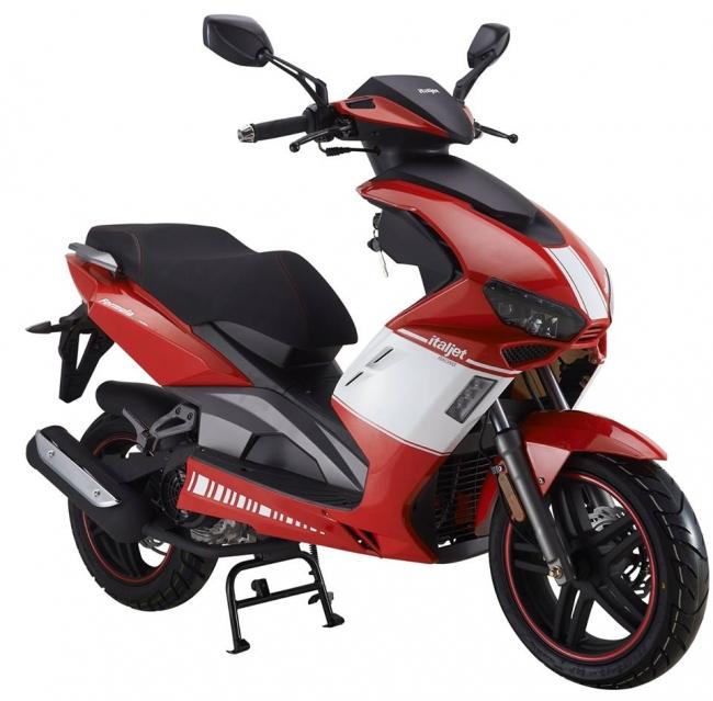 Suzuki Tire Size >> ITALJET FORMULA 125 (Ducati Style) [#16248EN] | Cyprus Motorcycles