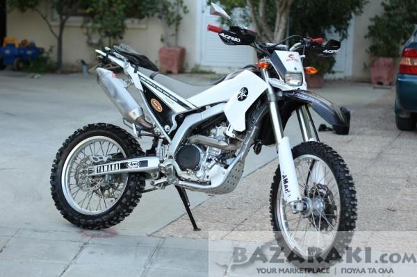 Yamaha wr250r 2008 16731en cyprus motorcycles for Yamaha wr250r horsepower