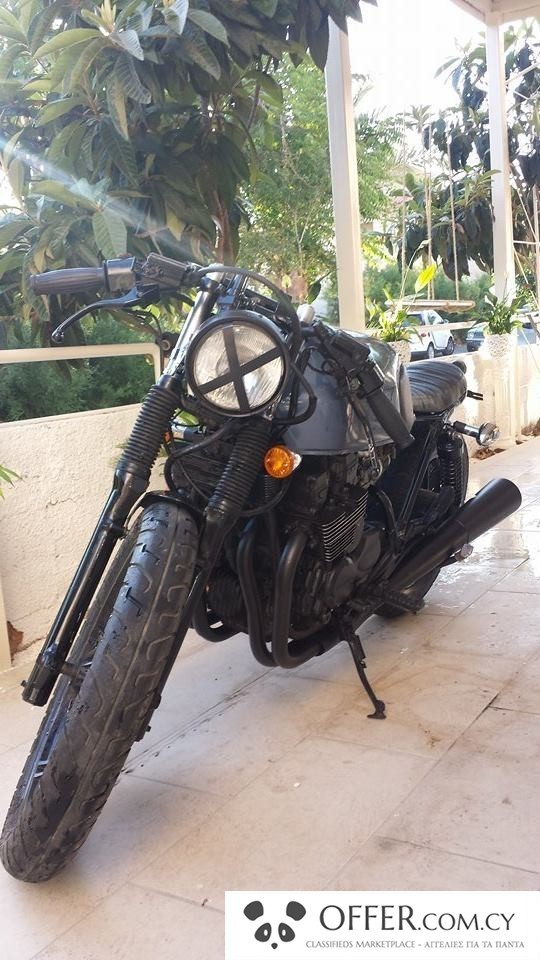 Honda Cafe Racer For Sale >> Honda Cbx 400 Cafe Racer For Sale 17804en Cyprus Motorcycles