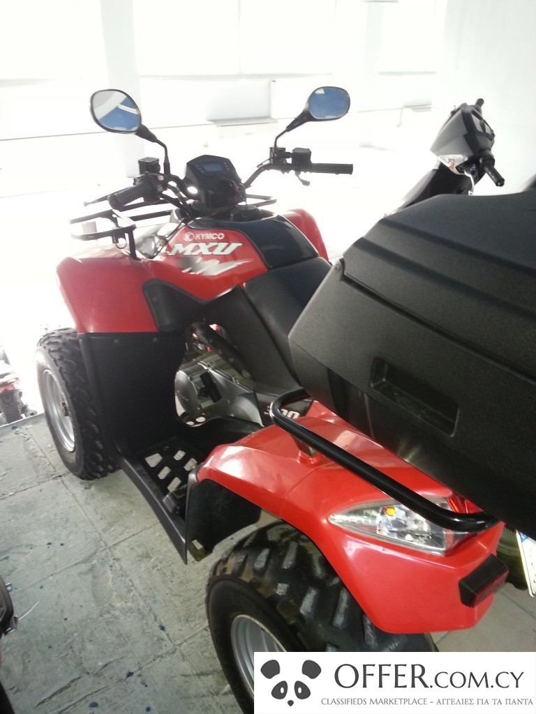 kymco mxu 300 18044en cyprus motorcycles. Black Bedroom Furniture Sets. Home Design Ideas