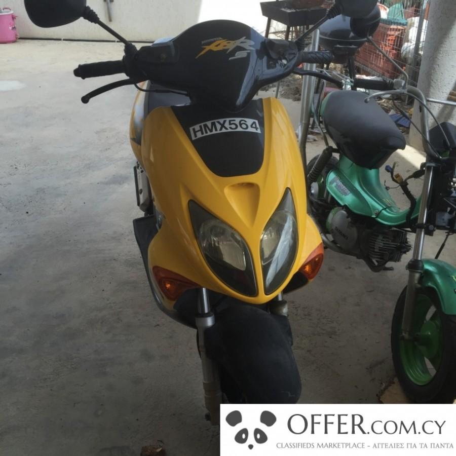 Honda X8rs 50cc 18123en Cyprus Motorcycles