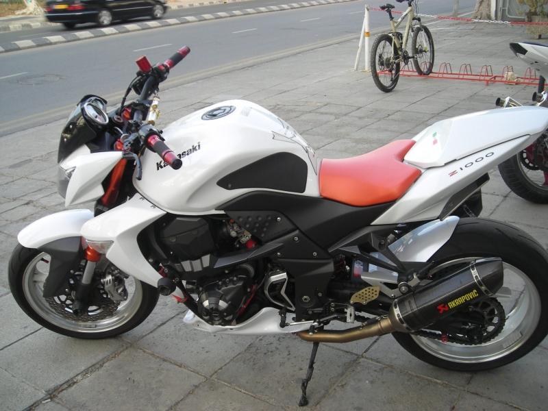 KAWASAKI Z1000 2008 [#18743EN] | Cyprus Motorcycles