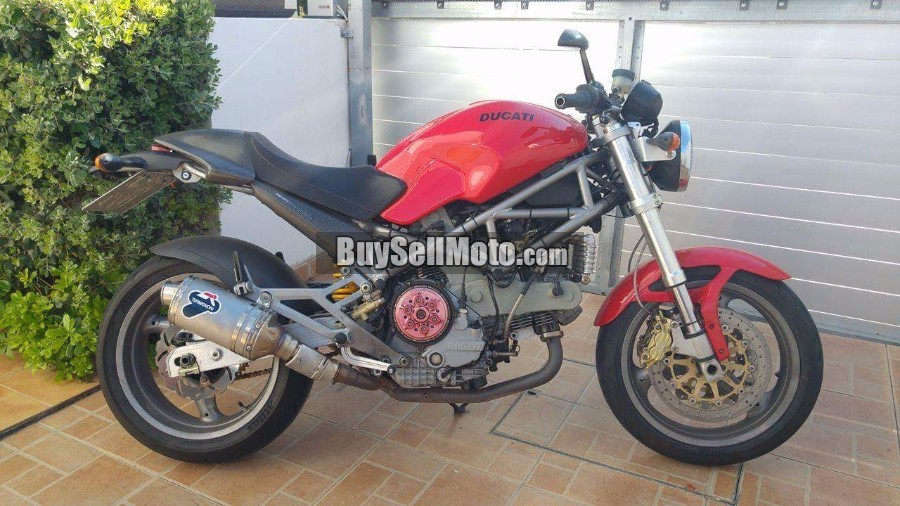 Ducati Monster  For Sale Cyprus