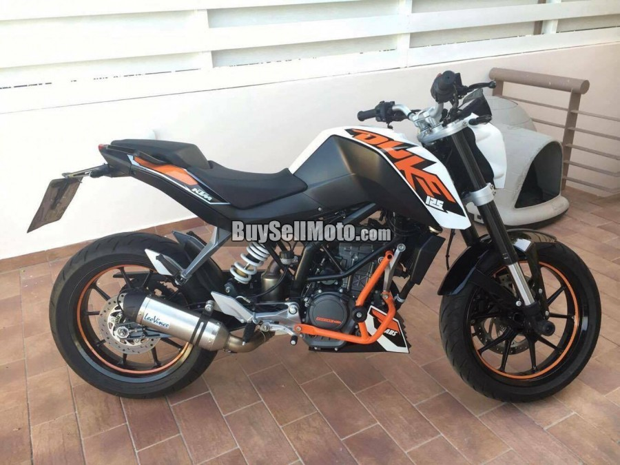 2014 125cc ktm duke 18905en cyprus motorcycles. Black Bedroom Furniture Sets. Home Design Ideas