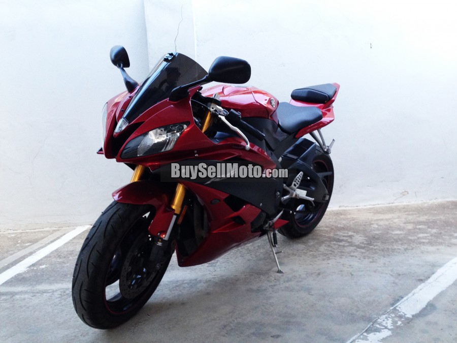 For sale yamaha r6 07 19239en cyprus motorcycles for Yamaha r6 600 for sale