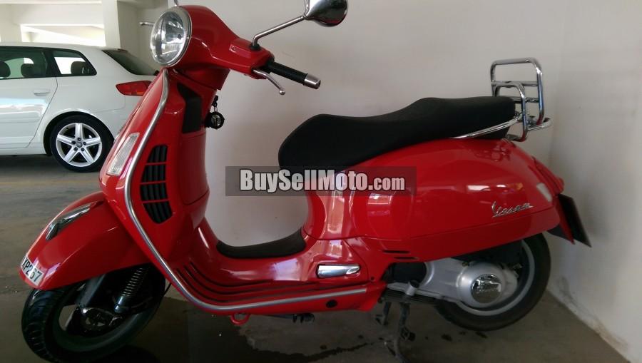 vespa gts 250 2010 19303en cyprus motorcycles. Black Bedroom Furniture Sets. Home Design Ideas