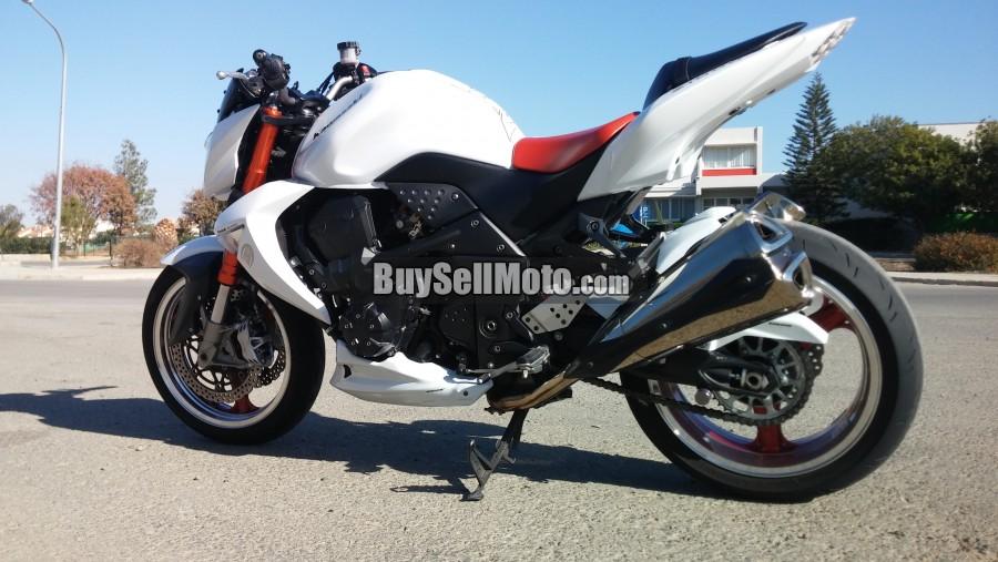 Kawasaki Z1000 (2008) [#19392EN] | Cyprus Motorcycles