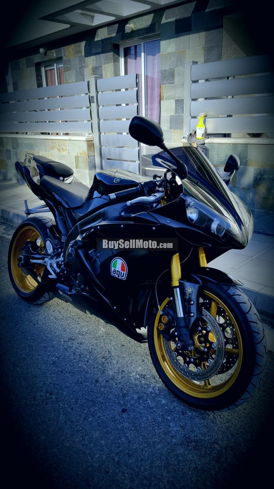for sale yamaha r1 2006 19383en cyprus motorcycles. Black Bedroom Furniture Sets. Home Design Ideas