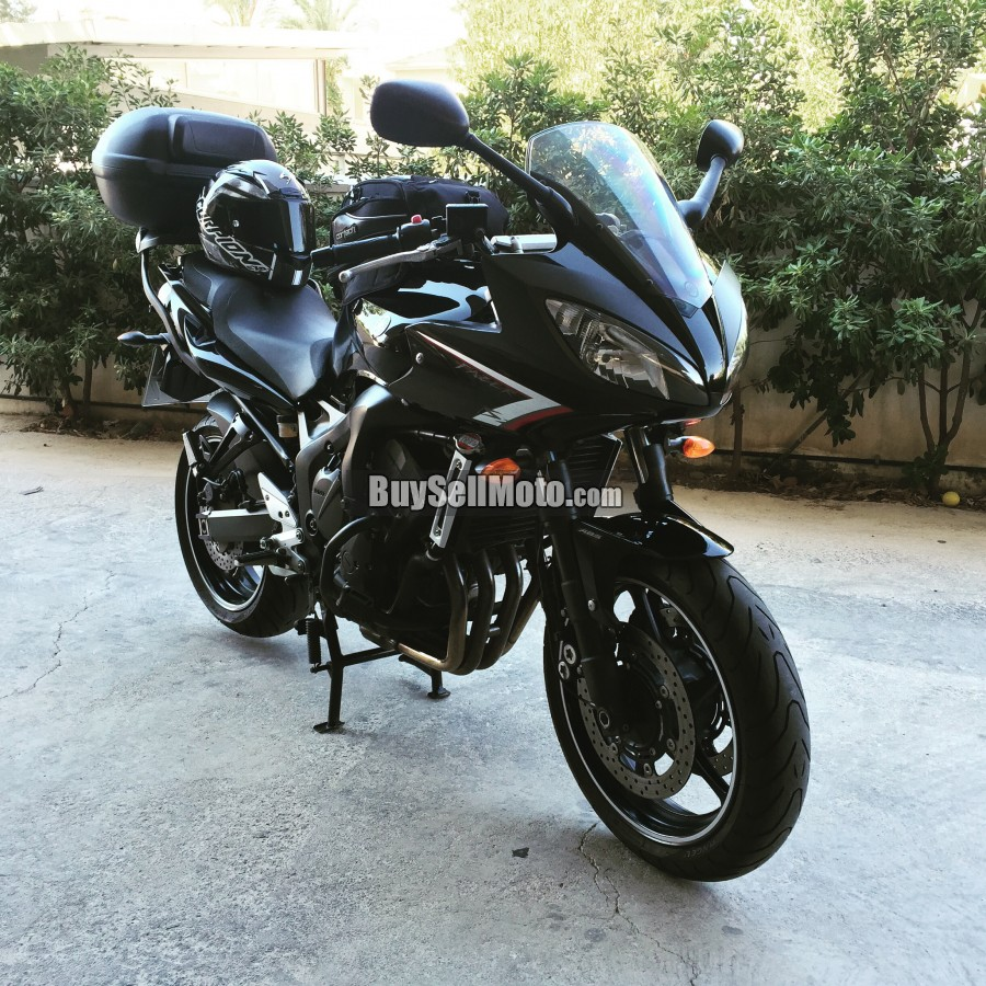 yamaha fz6 fazer s2 abs 19798en cyprus motorcycles. Black Bedroom Furniture Sets. Home Design Ideas