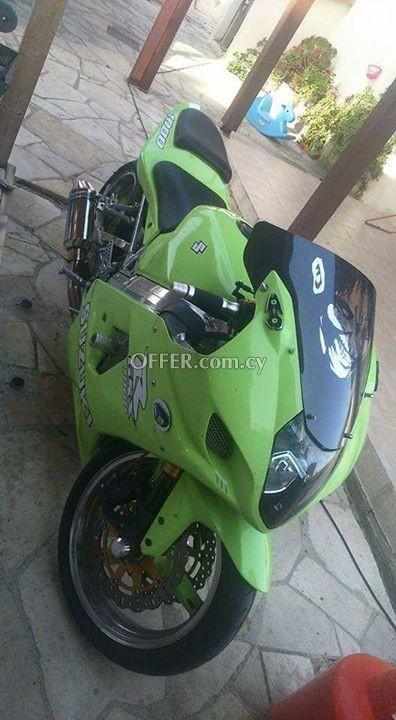 SUZUKI Gsxr for sale in Limassol [#20094EN] | Cyprus Motorcycles