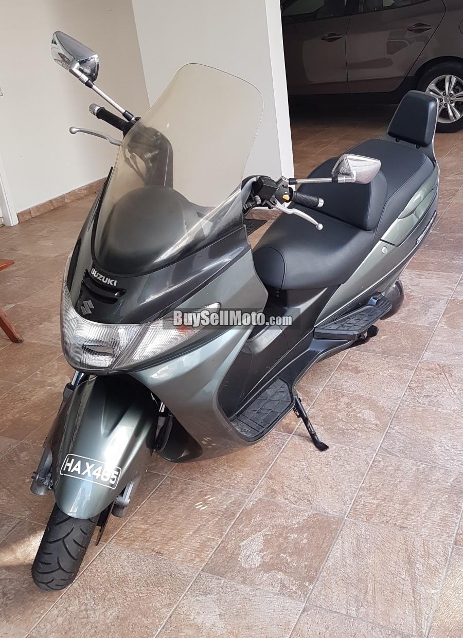 suzuki burgman 400cc 19858en cyprus motorcycles. Black Bedroom Furniture Sets. Home Design Ideas