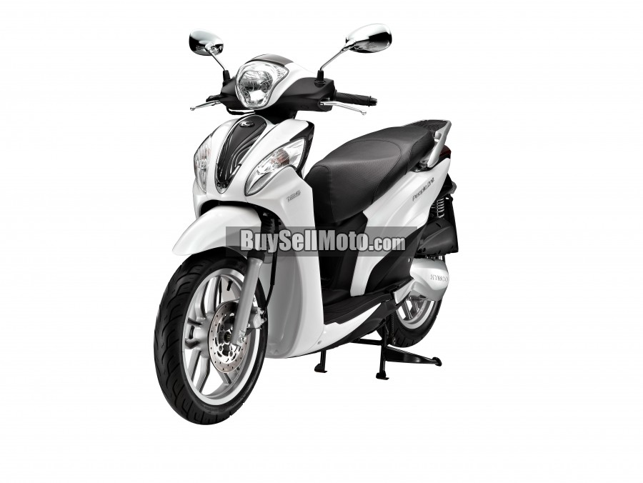KYMCO PEOPLE ONE 125i CBS EURO 4