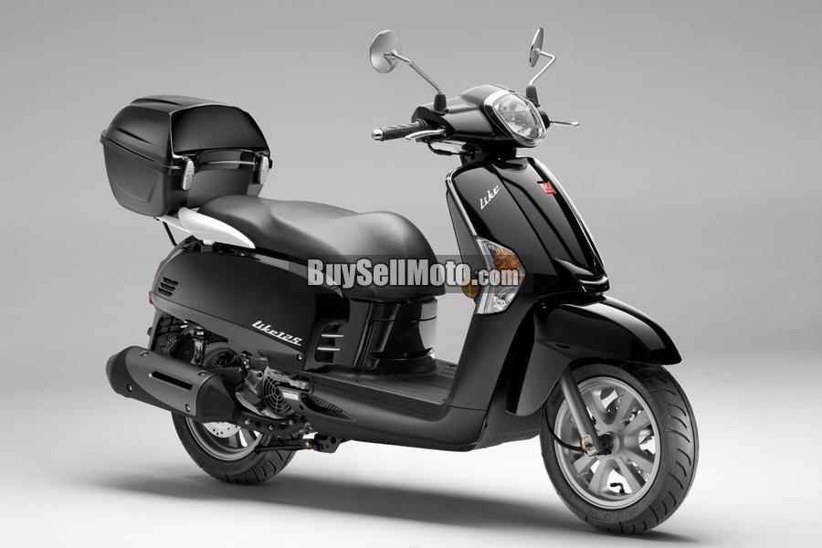 KYMCO LIKE 50 2T [#20887EN] | Cyprus Motorcycles