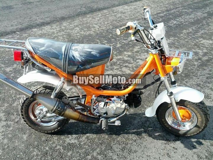 Chappy Yamaha For Sale Cyprus