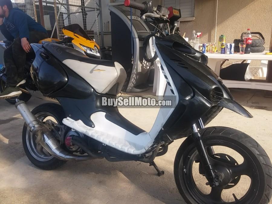 Verrassend BETA Ark 2009 [#21132EN] | Cyprus Motorcycles VZ-51