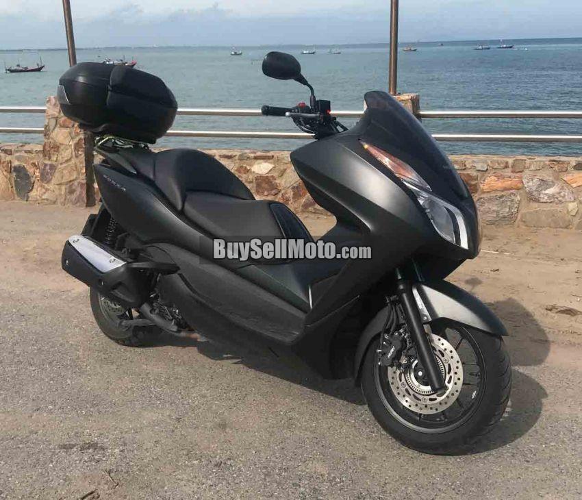 honda forza 2017 21200en cyprus motorcycles. Black Bedroom Furniture Sets. Home Design Ideas