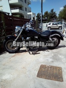 HONDA Shadow 2000