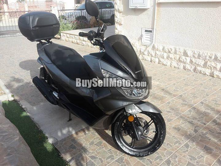 Honda Pcx 125 21557en Cyprus Motorcycles