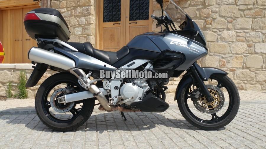suzuki v strom 2003 21654en cyprus motorcycles. Black Bedroom Furniture Sets. Home Design Ideas