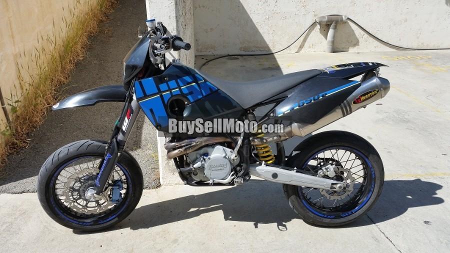 Husaberg FS650E 2007 [#21588EN] | Cyprus Motorcycles