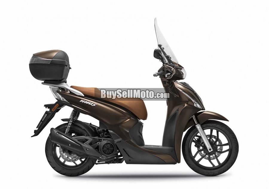 KYMCO PEOPLE S 125i ABS 2018