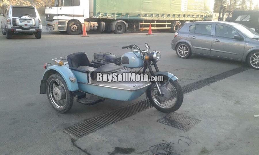 MOTORCYCLE WITH SIDECAR [#21758EN] | Cyprus Motorcycles
