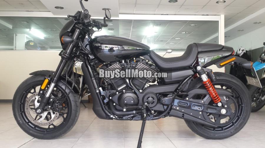 HARLEY-DAVIDSON V-Rod 2018 #21833EN | Cyprus Motorcycles