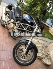 Ducati Monster 620cc