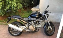 Ducati Monster 620cc 1