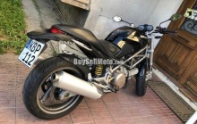 Ducati Monster 620cc 2